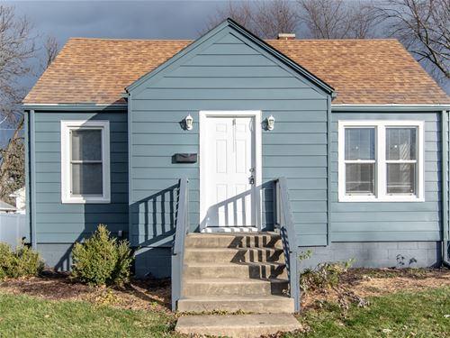 1518 Frederick, Joliet, IL 60435