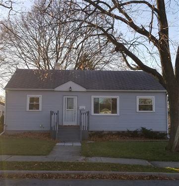 119 Park, Joliet, IL 60436