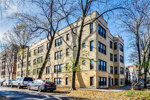 3303 W Cuyler Unit 3, Chicago, IL 60618 Irving Park
