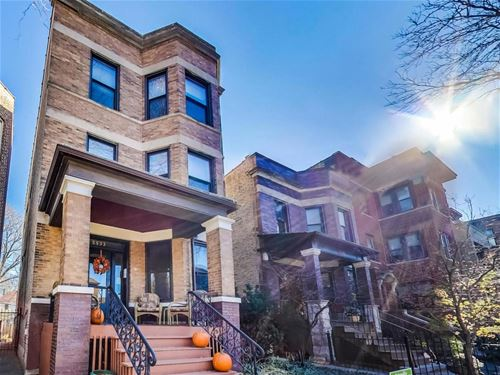 5533 N Glenwood, Chicago, IL 60640 Andersonville