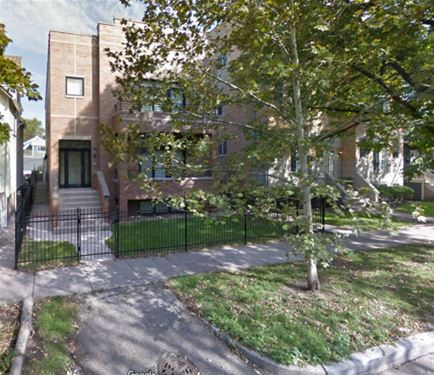 1724 W Berwyn Unit 2, Chicago, IL 60640 Andersonville