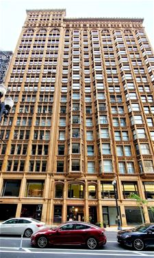343 S Dearborn Unit 1110, Chicago, IL 60604 The Loop