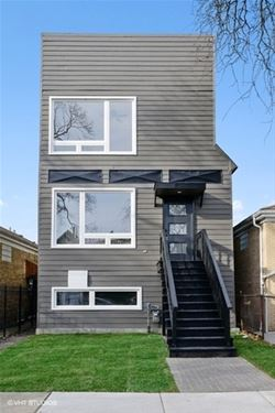4640 N Harding, Chicago, IL 60625 Albany Park
