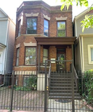 2506 N Monticello Unit 2, Chicago, IL 60647 Logan Square