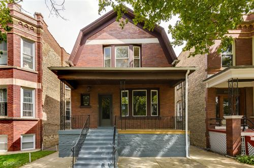 2521 N Springfield, Chicago, IL 60647