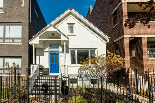 2220 W Huron, Chicago, IL 60622 Ukrainian Village