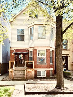 3429 N Oakley Unit 2, Chicago, IL 60618 Roscoe Village