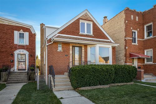 6041 W Gunnison, Chicago, IL 60630 Jefferson Park