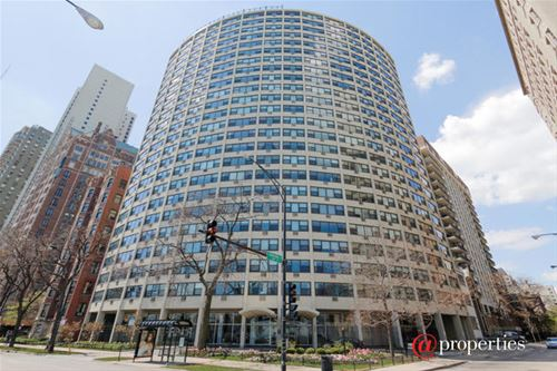 1150 N Lake Shore Unit 12F, Chicago, IL 60611 Gold Coast