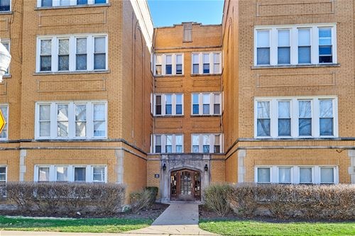 6309 N Albany Unit 3A, Chicago, IL 60659 West Ridge