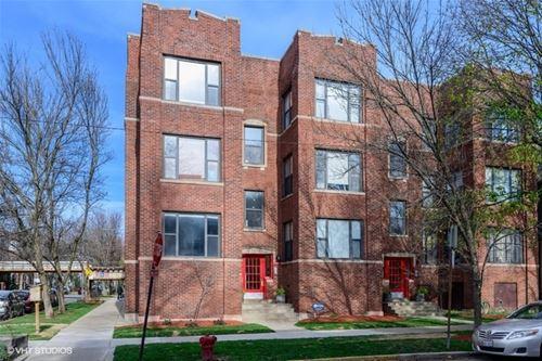 2458 W Eastwood Unit 1, Chicago, IL 60625 Ravenswood
