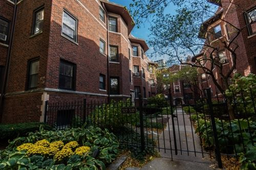 527 W Brompton Unit 1N, Chicago, IL 60657 Lakeview