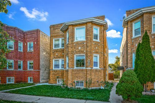 6066 N Albany, Chicago, IL 60659 West Ridge