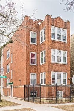 2033 W Birchwood, Chicago, IL 60645