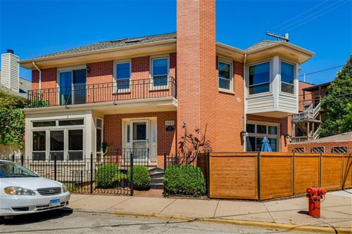 1867 N Poe, Chicago, IL 60614 Lincoln Park