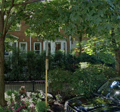 1810 N Fremont Unit 11, Chicago, IL 60614 Lincoln Park