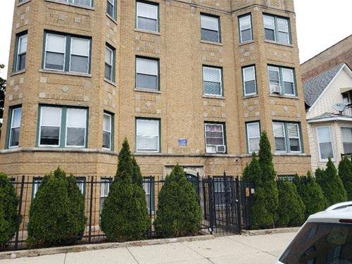 3578 W Lyndale Unit GARDEN, Chicago, IL 60647 Logan Square