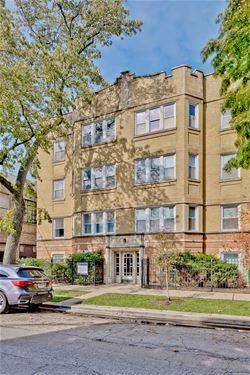 3108 W Berteau Unit 3, Chicago, IL 60618 Irving Park