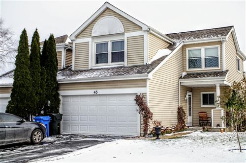 45 Kingsport, South Elgin, IL 60177