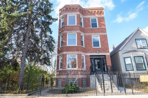 5138 N Claremont, Chicago, IL 60625 Ravenswood