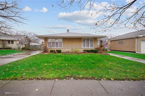 10509 Keeler, Oak Lawn, IL 60453