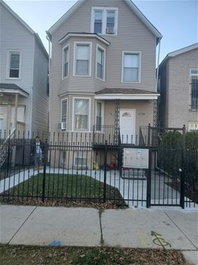 1736 N Sawyer, Chicago, IL 60647 Logan Square
