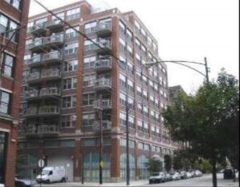 933 W Van Buren Unit 817, Chicago, IL 60607 West Loop