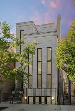 1637 W Pierce, Chicago, IL 60622 Wicker Park