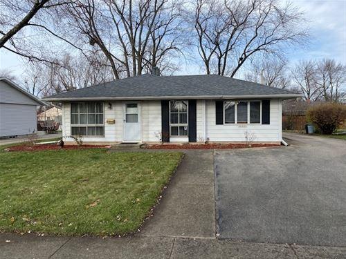 2603 Inwood, Joliet, IL 60435