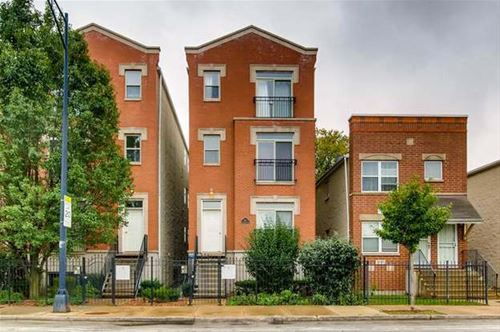 2667 W Warren Unit 2, Chicago, IL 60612 Near West Side
