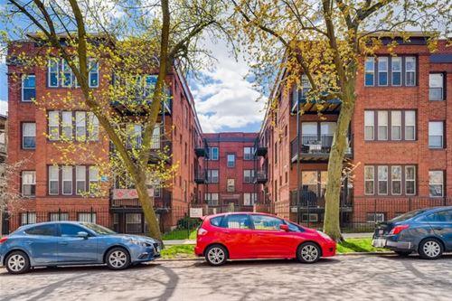 1617 W Wallen Unit 1, Chicago, IL 60626 Rogers Park
