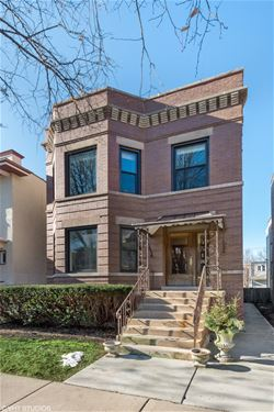 4518 N Artesian Unit 1, Chicago, IL 60625 Ravenswood