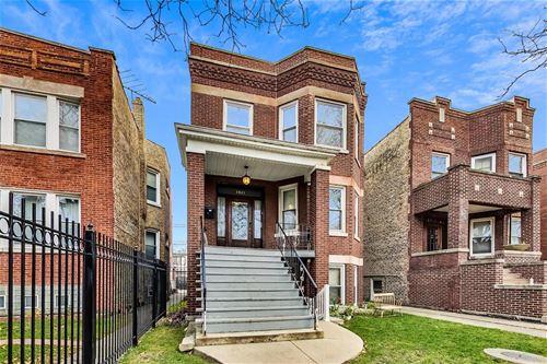 3921 N Spaulding, Chicago, IL 60618 Irving Park