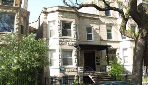 1032 W George Unit G, Chicago, IL 60657 Lakeview