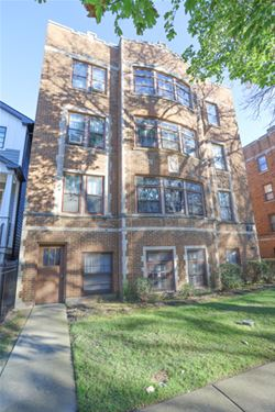 4245 N Hermitage Unit 1A, Chicago, IL 60640 South East Ravenswood