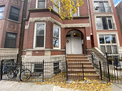 822 N Hermitage, Chicago, IL 60622 East Village