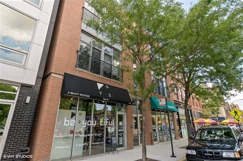 1872 N Damen Unit 2N, Chicago, IL 60647 Bucktown