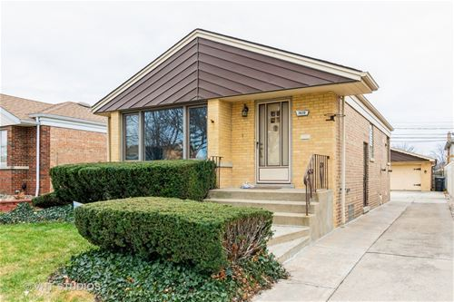 3839 W 107th, Chicago, IL 60655 Mount Greenwood