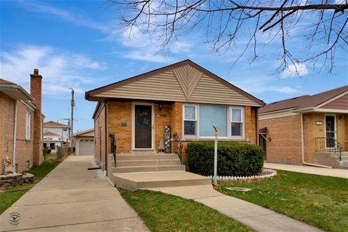 3854 W 108th, Chicago, IL 60655 Mount Greenwood