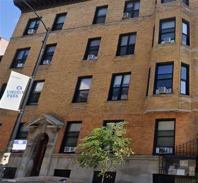 1906 N Lincoln Park Unit 1N, Chicago, IL 60614 Lincoln Park