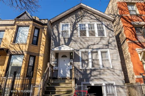 2638 W Cortland, Chicago, IL 60647 Logan Square