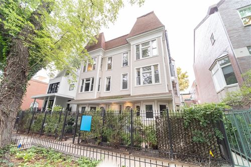 1039 W Lill Unit 3W, Chicago, IL 60614 Lincoln Park