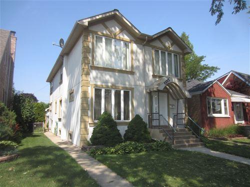 5552 S Natchez, Chicago, IL 60638 Garfield Ridge