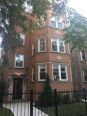 2145 W Arthur Unit 3, Chicago, IL 60645 West Ridge
