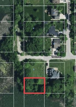 Lot 131 156th, Orland Park, IL 60467