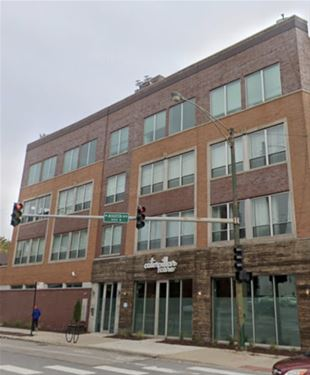 1001 N Milwaukee Unit 302, Chicago, IL 60642 Noble Square