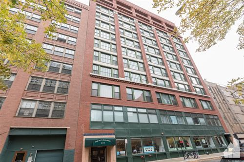 633 S Plymouth Unit 1204, Chicago, IL 60605 South Loop