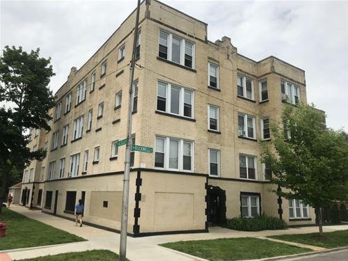 2502 N Rockwell Unit 3, Chicago, IL 60647 Logan Square