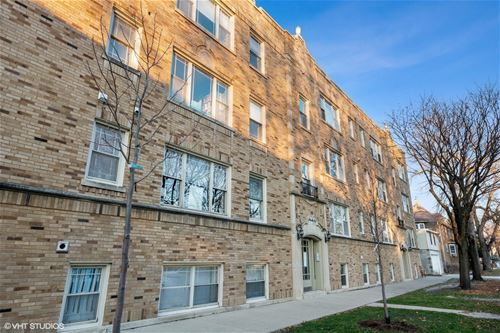 3654 W Berteau Unit G, Chicago, IL 60618 Irving Park