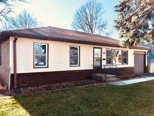 5257 Kimball, Oak Lawn, IL 60453